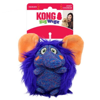 Kong Zigwigz Elephant Medium