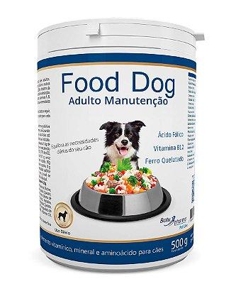 Food Dog Adulto Manutençao