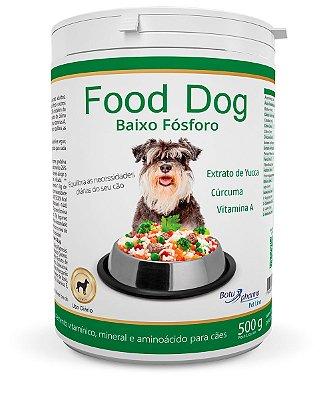 Food Dog Baixo Fósforo
