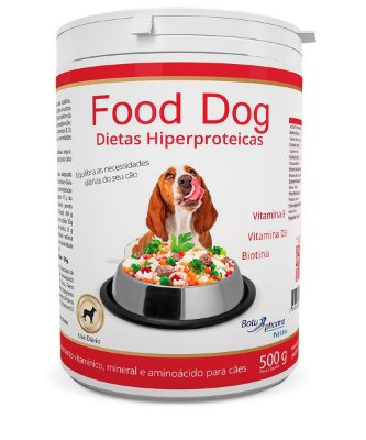 Food Dog Dietas Hiperproteicas