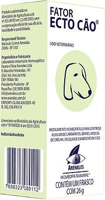 Fator Ecto Cão