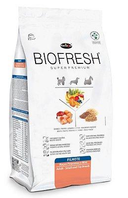 Biofresh Filhote Raças Peq. e Mini 7,5Kg