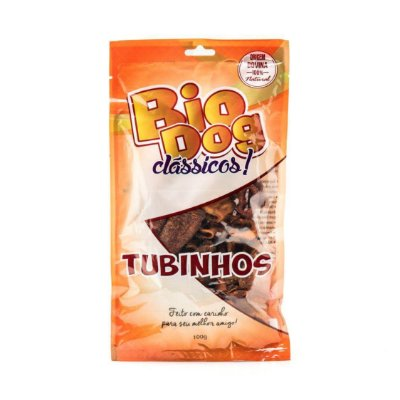 Tubinhos 100gr