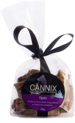 Cannix Mini Ramas de Fígado 70gr