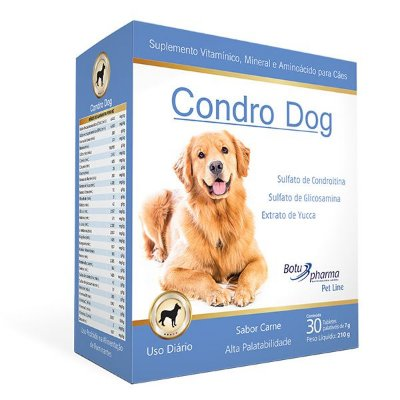 Condro Dog - 30 tabletes