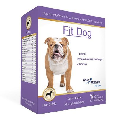 Fit Dog - 30 tabletes