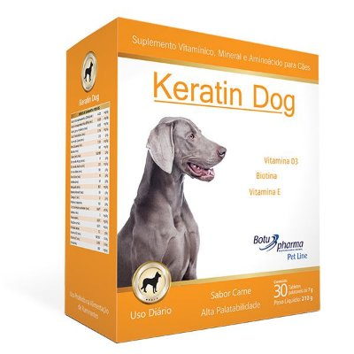 Keratin Dog - 30 tabletes