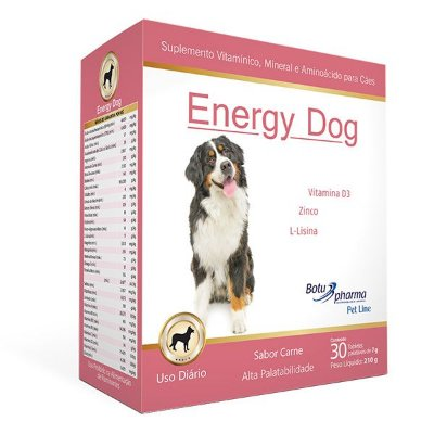 Energy  Dog - 30 tabletes