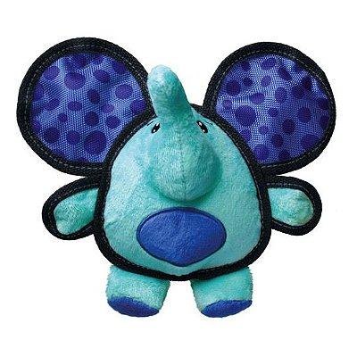 Kong Ballistic Ears Elephant