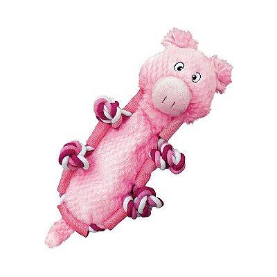 Kong Barnyard Knots Pig