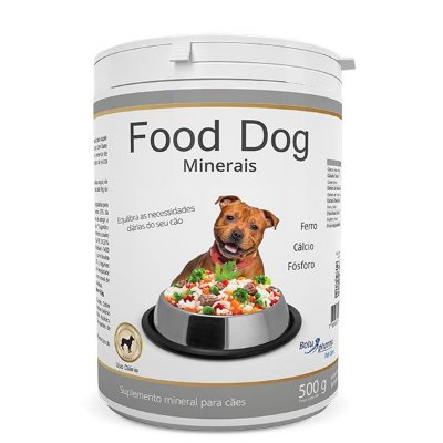 Food Dog Minerais