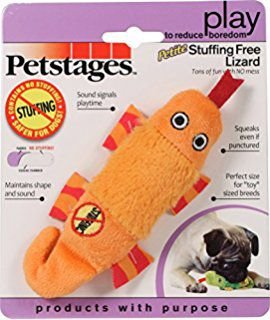 Petite Stuffing Free Salamandra Laranja