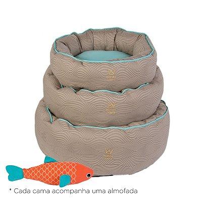 Cama Fofinha Areia/Tiffany