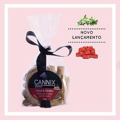 Cannix Palinetes de Carne & Tomilho 70gr