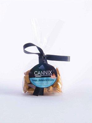 Cannix Mini Ramas Frango, Abóbora e Cúrcuma 70gr