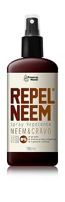 Repel Neem - Neem & Cravo 180ml