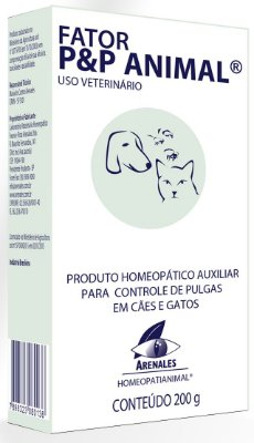 Fator P&P Animal (talco)