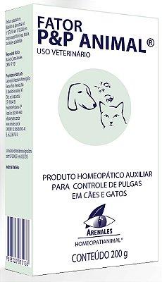 Fator P&P Animal (talco)