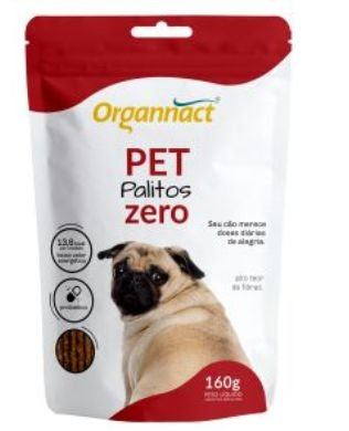 Pet Palitos Zero Sachet 160gr