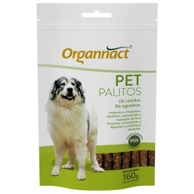Pet Palitos Sachet 160gr