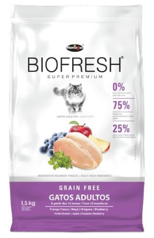 Biofresh Gatos Adulto