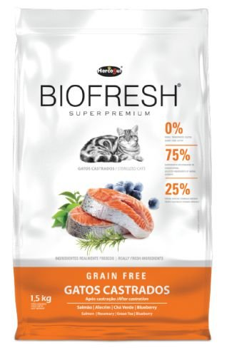 Biofresh Gatos Castrados