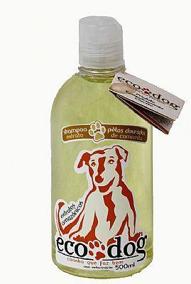 Shampoo Pelos Dourados Eco Dog 500ml