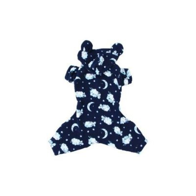 Pijama Soft Ovelhas (com pernas)