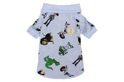 Polo Malha Toy Story