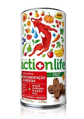 Snack Actionlife Fruit 200gr
