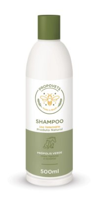 Shampoo Natural de Própolis 500ml