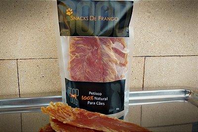 Snacks Peito de Frango 50gr