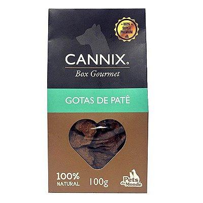 Cannix Gotas de Patê 100gr
