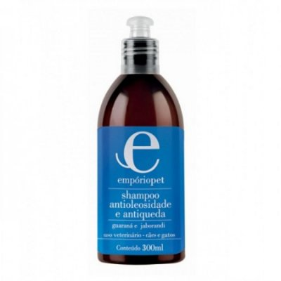 Shampoo Antioleosidade e Antiqueda  300ml