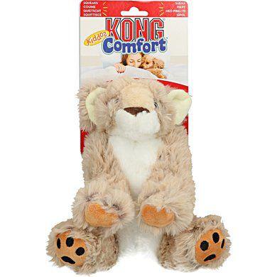 Kong Confort Kiddos Lion Large