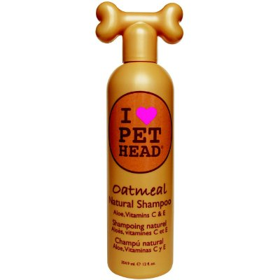 Pet Head Oatmeal Shampoo Natural