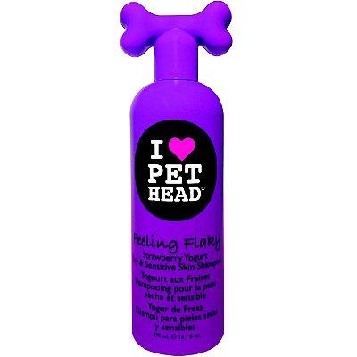 Pet Head Shampoo para Peles Secas e Sensíveis