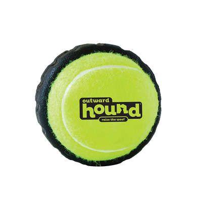 Bola de Tenis com Textura de Pneu