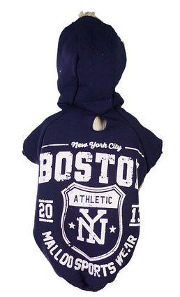 Moletom Boston Azul Marinho