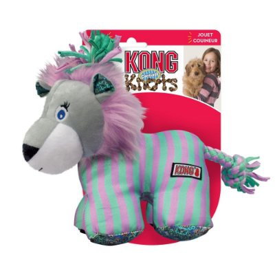 Kong Knots Carnival Lion Small