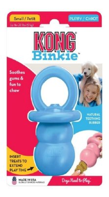 Kong Puppy Binkie  Small