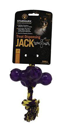 Jack Dispenser de Petiscos com Corda