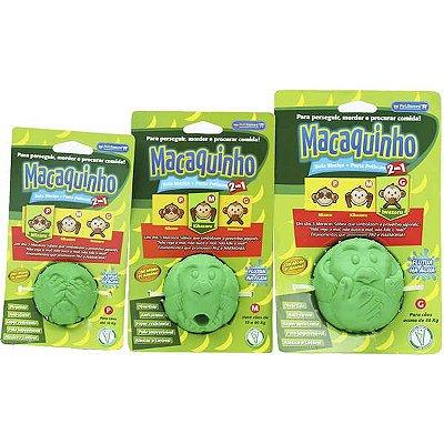 Bola Macaquinho Verde