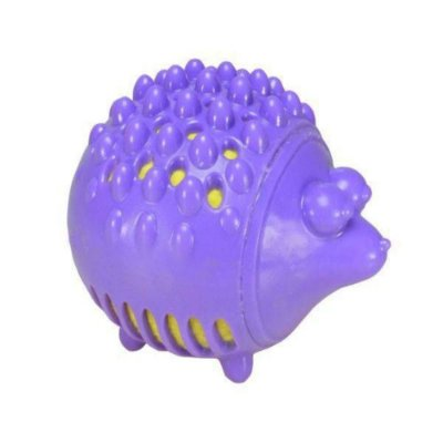 Brinquedo de Borracha e Pelucia Gummy Porco Espinho M
