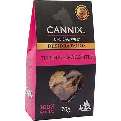 Cannix Tirinhas Crocantes 70gr