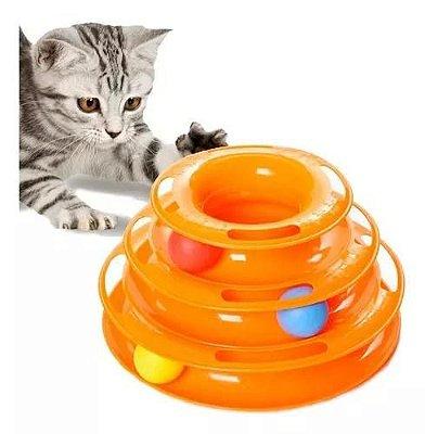Brinquedo Torre de Trilhos