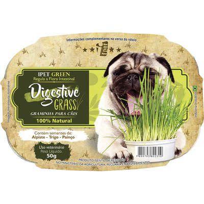 Graminha para Cães Digestive Grass 50gr