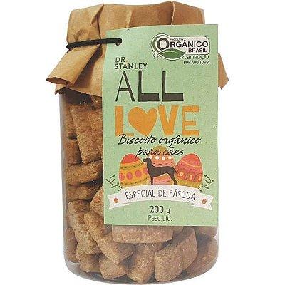 Biscoito Orgânico Páscoa Alfarroba e Cenoura