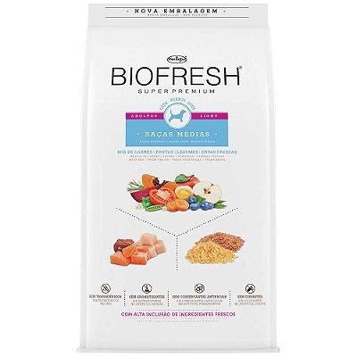 Biofresh Light Raças Medias 10,1kg