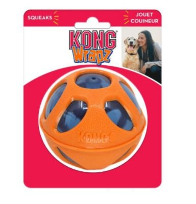 Kong Wrapz Ball Small